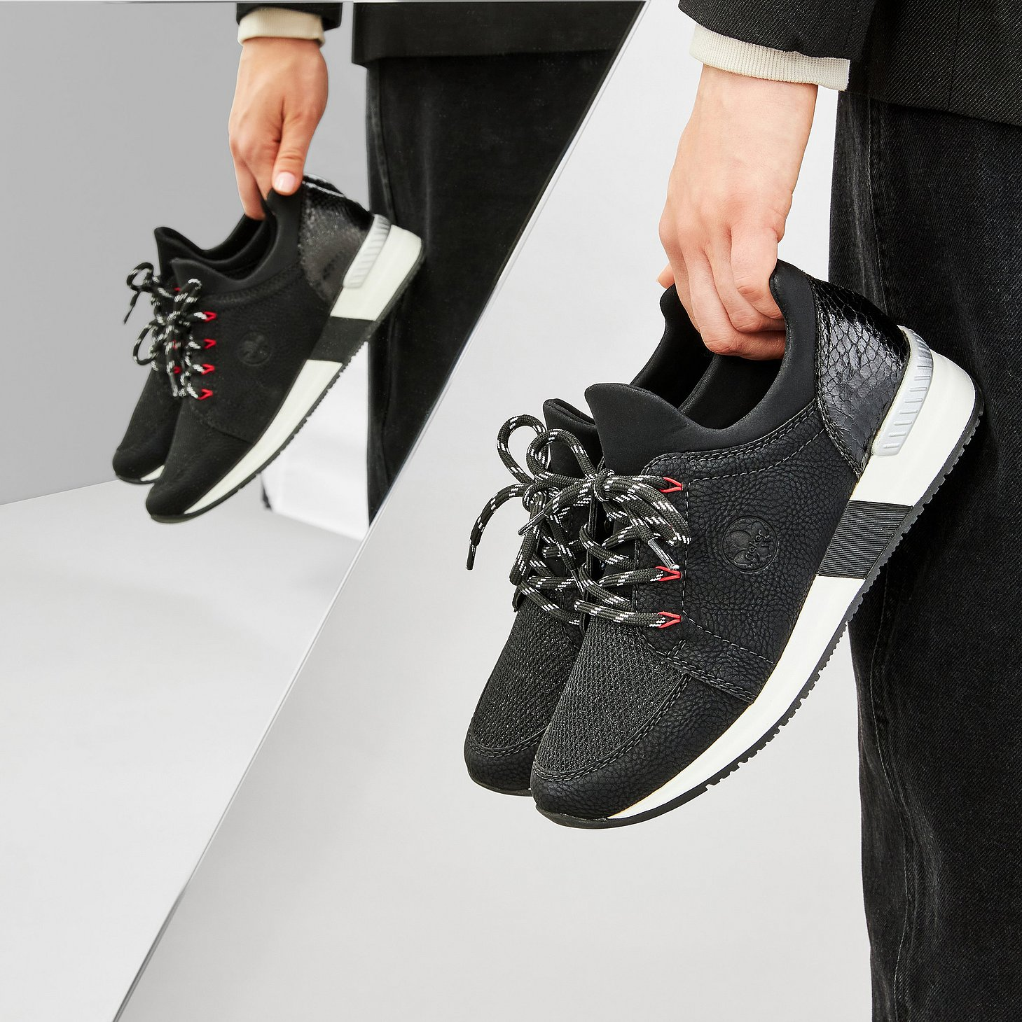 Rieker Antistress - Fashionable shoes