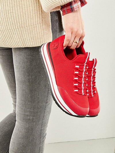Rieker Schuhe mit Antistress Technologie | Style und Komfort